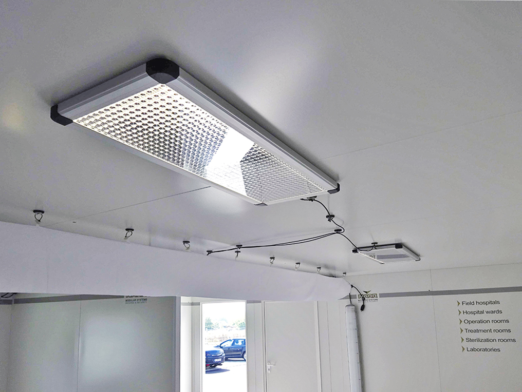 CRM Beleuchtung LED